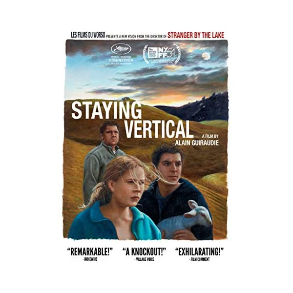 Staying Vertical [DVD] [...の商品画像