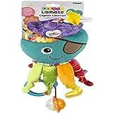 Lamaze Captain Calamari Plush Stroller Toy