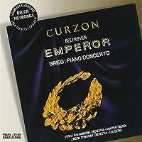 ベートーヴェン:ピアノ協奏曲第5番《皇帝》・グリーグ:ピアノ協奏曲イ短調