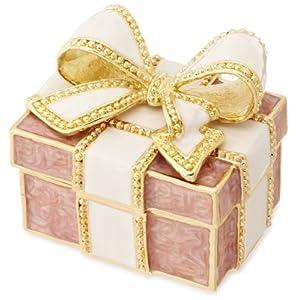 [ピィアース] PIEARTH ジュエリーボックス プレゼントボックス(ピンク) EX310-4