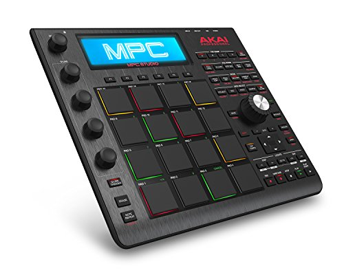 Akai Professional 音楽制作システム 7GB音源付き MPC...