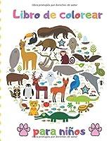 Libro de colorear para niños: ¡Para niños de todas las edades!