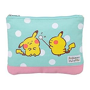 ポケモンセンターオリジナル フラットポーチ Pokémon Yurutto