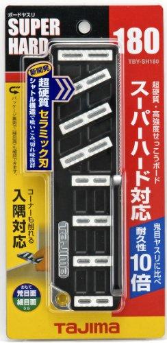 タジマ ボードヤスリ スーパーハード180 B0051MP2SM 1枚目