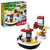 LEGO DUPLO Disney Mickey's Boat 10881 Building Kit (28 Piece), Multicolor