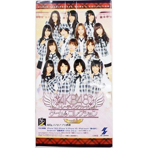 AKB48 トレーディングカード ゲーム&コレクション Vo...