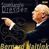 シュターツカペレ・ドレスデン LPエディション Vol.1 ~ ブルックナー : 交響曲 第8番 (Anton Bruckner : Symphony No.8/Bernard Haitink | Staatskapelle Dresden) [2LP] [Limited Edition] [Live Recording] [日本語帯・解説付] [Analog]