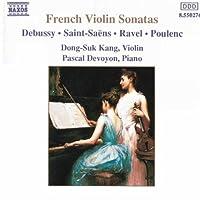Debussy/Poulenc/Ravel/Saint