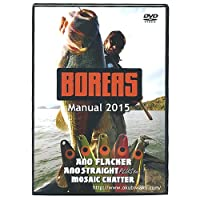 BOREAS 【DVD】 ボレアス ボレアスマニュアル2015 BOREAS