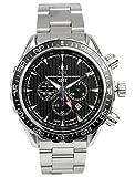 OMEGA [HYAKUICHI 101] ヒャクイチ 腕時計 GMT ダイバーズウォッチ 20気圧防水 アクアテラ モデル クロノグラフ メンズ