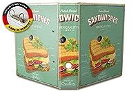 バインダー 2 Ring Binder Lever Arch Folder A4 printed Sandwich