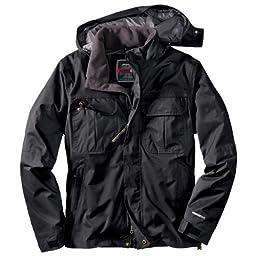 WeatherEdge Friday Harbor Jacket: Black