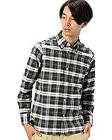 (コーエン) COEN チェックオックスボタンダウンシャツ