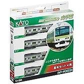 Nゲージ 10-890 E231系500番台 山手線 基本セット (4両)