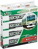 カトー Nゲージ 10-890 E231系500番台 山手線 基本セット (4両)