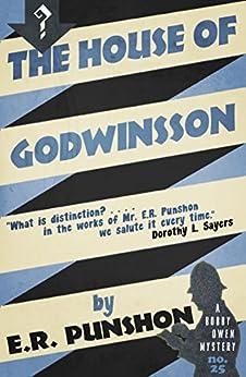 The House of Godwinsson: A Bobby Owen Mystery by [Punshon, E.R.]