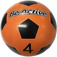 Be Active(ビーアクティブ) ゴムサッカーボール4号球 BA-5281