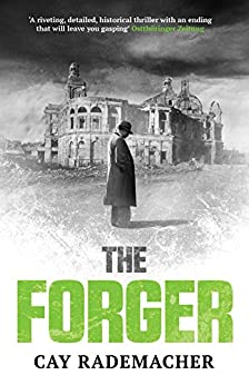 The Forger (Inspector Stave Book 3) by [Rademacher, Cay]