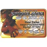Spidey Spider-man Fun Fake ID License by Signs 4 Fun [並行輸入品]