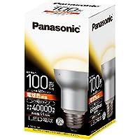 パナソニック LED電球 口金直径26mm  電球100W相当 電球色相当(9.4W) 一般電球・レフタイプ 密閉形器具対応 LDR9LW