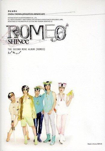 SHINee 2nd Mini Album - Romeo(韓国盤)