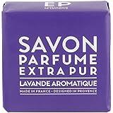 カンパニードプロバンス EXP  マルセイユソープ ラベンダー 100g(全身用石けん?フランス製?豊かなラベンダーの香り)