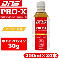 DNS プロエックス/1箱(350ml×24本入り) アップル風味 DNS012 -