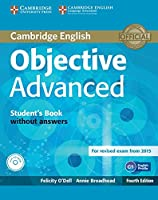Objective Advanced. Student's Book without answers with CD-ROM: 4rth Edition