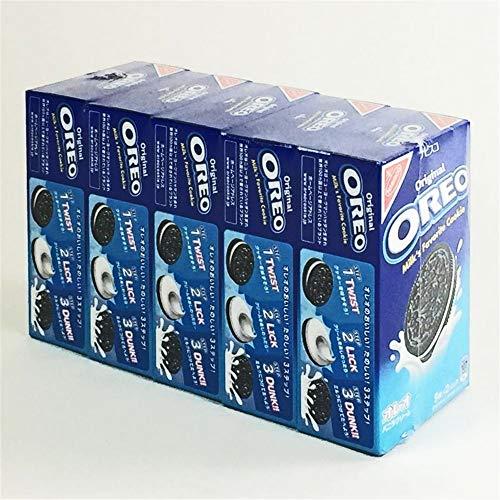 ナビスコ オレオバニラクリームクッキー 9枚x10パック