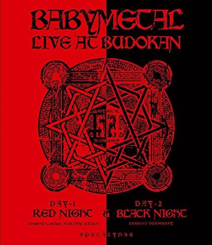Live at Budokan: Red Night & Black Night Apocalyps [Blu-ray] [Import]