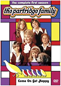 Partridge Family: Complete First Season [DVD] [Import]