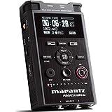 Marantz Professional 携帯型フィールドレコーダー 内蔵ファイル暗号化機能・スタジオグレードの録音品質・マイクロフォン搭載 堅牢なボディ PMD661MKIII