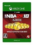 NBA 2K18 75,000 VC | オンラインコード版 - XboxOne