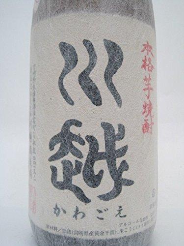 川越 芋焼酎 1800ml