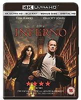 Inferno - [4k Ultra HD] [Blu-ray] [2016]