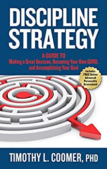 Discipline Strategy by [Coomer PhD, Timothy L. ]