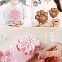 ブラウン:CTY BOITE treillisスリーズcoréenne猫のミニョン、BOITEヌーボームールクリームétrange、アイスキャンディーBOITEデ生産