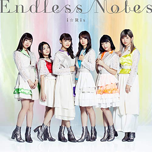 【早期購入特典あり】Endless Notes *CD+DVD (メーカー特典:ブロマイド(メンバーソロ全6種の内、1枚をランダム配布))