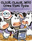 Click, Clack, Moo - Cows That Type (Book & CD)
