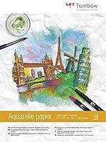 トンボ鉛筆pb-aqua水彩紙パッド