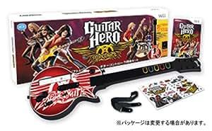 ギターヒーロー エアロスミス(ギターコントローラ同梱) - Wii