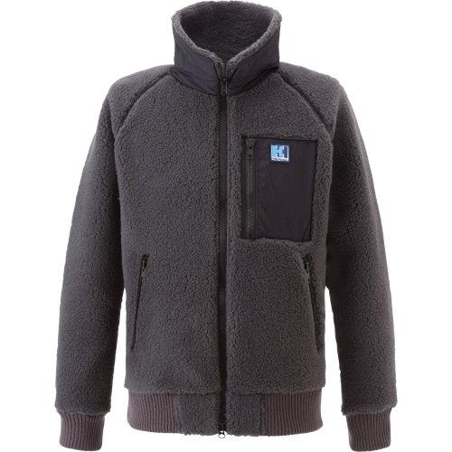 (ヘリーハンセン)HELLY HANSEN FIBERPILE  THERMO Jacket HO51255 EB エボニー S