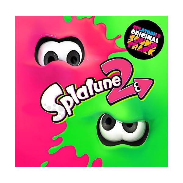 Splatoon2 ORIGINAL SOUND...の商品画像