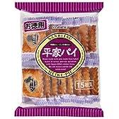 三立製菓 お徳用平家パイ 15枚×10袋