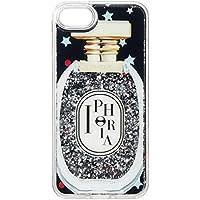 [アイフォリア]iPhone 7/8対応 Perfume Round Black for iPhone 7/8