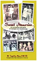 Sweet Memories Conversation Cards