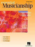 Essential Musicianship for Band - Ensemble Concepts: String Bass