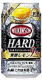 ウィルキンソンハード 無糖レモン 缶 350ml×24本