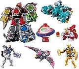 宇宙戦隊キュウレンジャー キュータマ合体01,03,05,07,09 DXキュウレンオー & DXキュウボイジャー5種 & DXサイコーキュータマ スペシャルセット