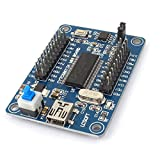 uxcell 拡張ボードモジュール CY7C68013A-56 EZ-USB FX2LP USB2.0 発展ボードモジュール ロジックアナライザーEEPROM